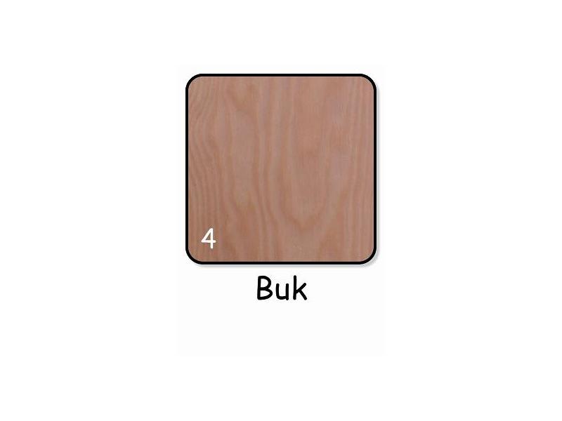 Puppolina Komoda Nella 70x87x87 Buk
