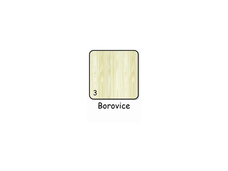 Puppolina Komoda Karel A4 70x90x88 Borovice