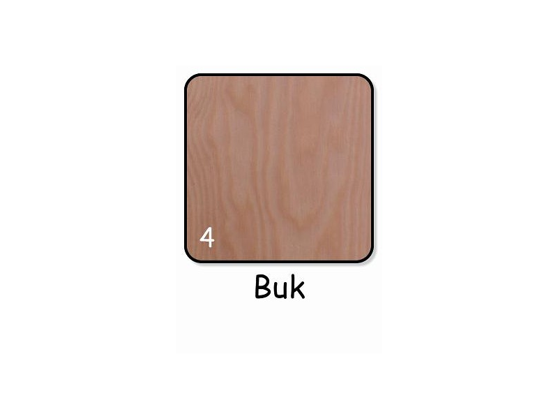 Puppolina Skříň Nella nebo Laura 2. 93x61x173 Buk