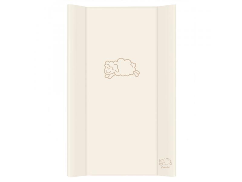 Puppolina Přebalovací podložka pevná ovečka 80x50 Béžová