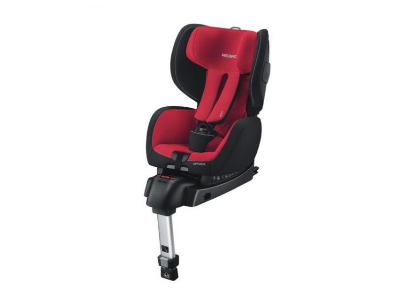 Recaro Optiafix Racing Red