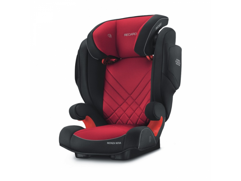 Monza Nova 2 Seatfix  Racing Red 1