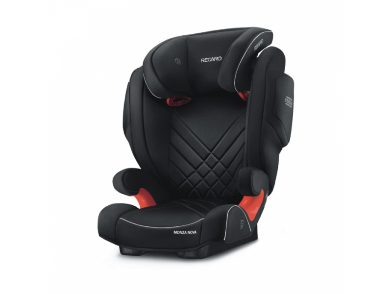 Monza Nova 2 Seatfix  Performance Black 1