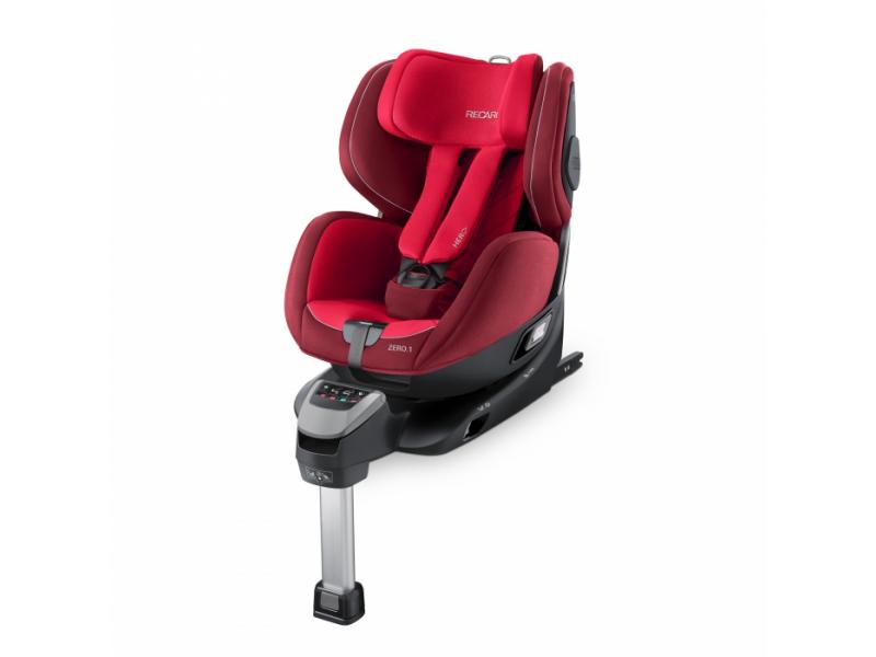 Recaro Zero.1 i-Size Indy Red