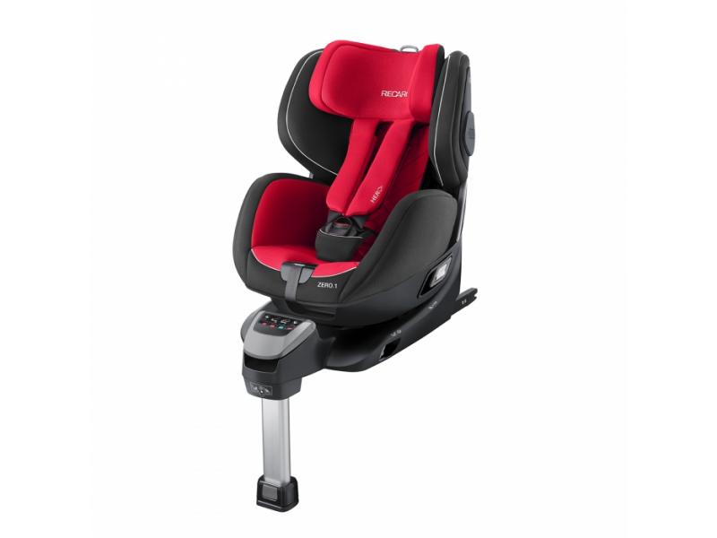 Recaro Zero.1 i-Size Racing Red