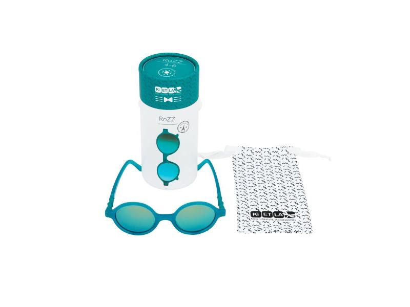 Ki ET LA CraZyg-Zag sluneční brýle ROZZ 4-6 let, peack zrcadlovky