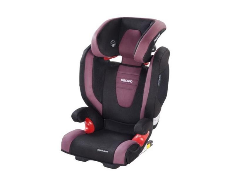 Recaro Monza Nova 2 SeatFix violet