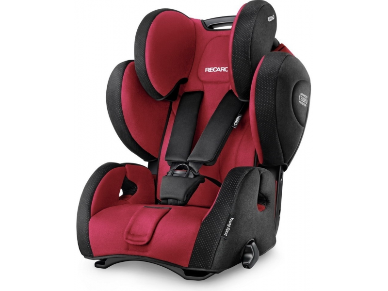 Recaro Sport HERO ruby