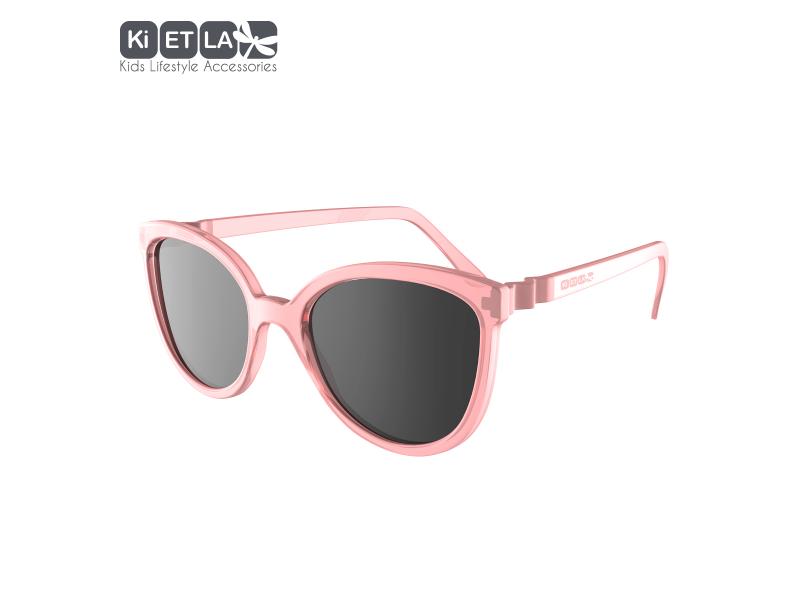 Ki ET LA Dětské sluneční brýle CraZyg-Zag 9-12 let - růžové