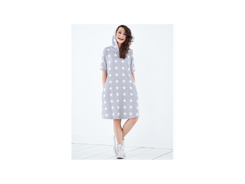 Rocky Rabbit Dámské šaty Follow your star summer dress M