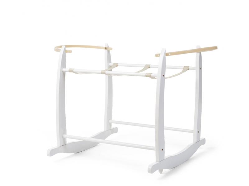 Houpací stojan pro košík na miminko White 1