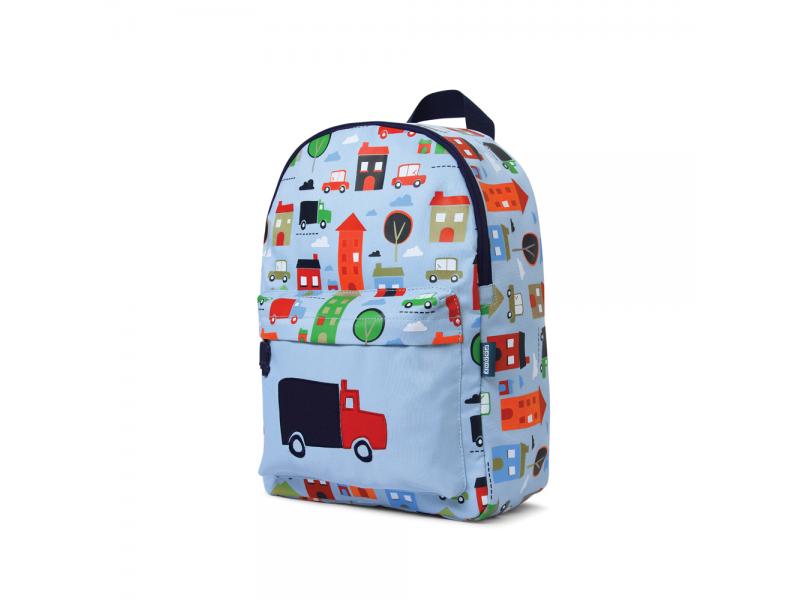 Penny Scallan Design Dětský batoh vel. L - město