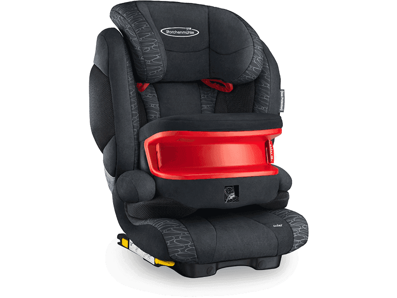 Recaro Storchenmühle Solar IS Seatfix midnight
