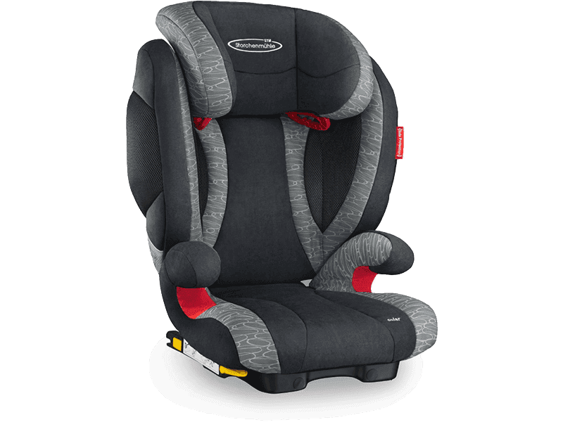 Recaro Storchenmühle Solar 2 SeatFix pirate