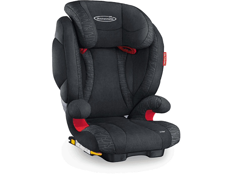 Recaro Storchenmühle Solar 2 SeatFix midnight