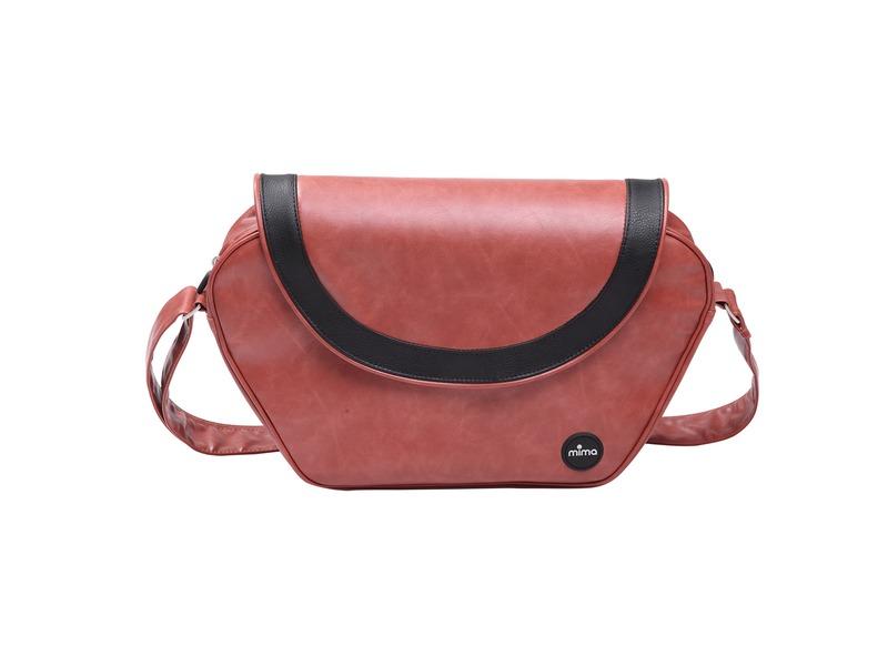 Mima Přebalovací taška Trendy Flair Sicilian Red