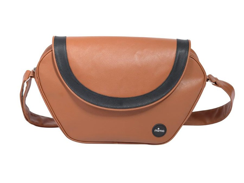 Přebalovací taška Trendy Flair světle hnědá 1
