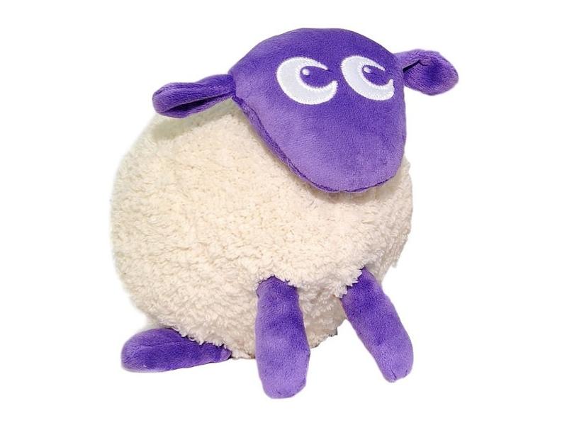 Sweet dreamers Ltd Ewan - uspávací ovečka - fialová