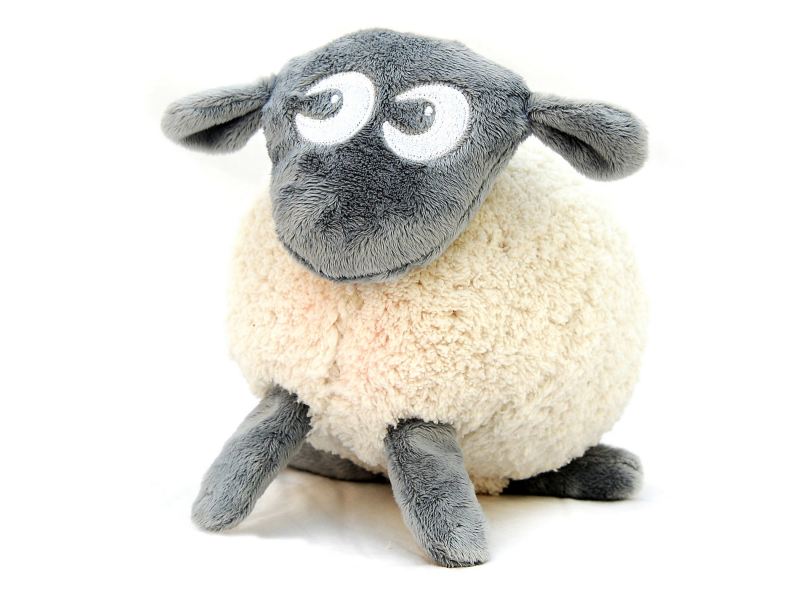 Sweet dreamers Ltd Ewan - uspávací ovečka - šedá