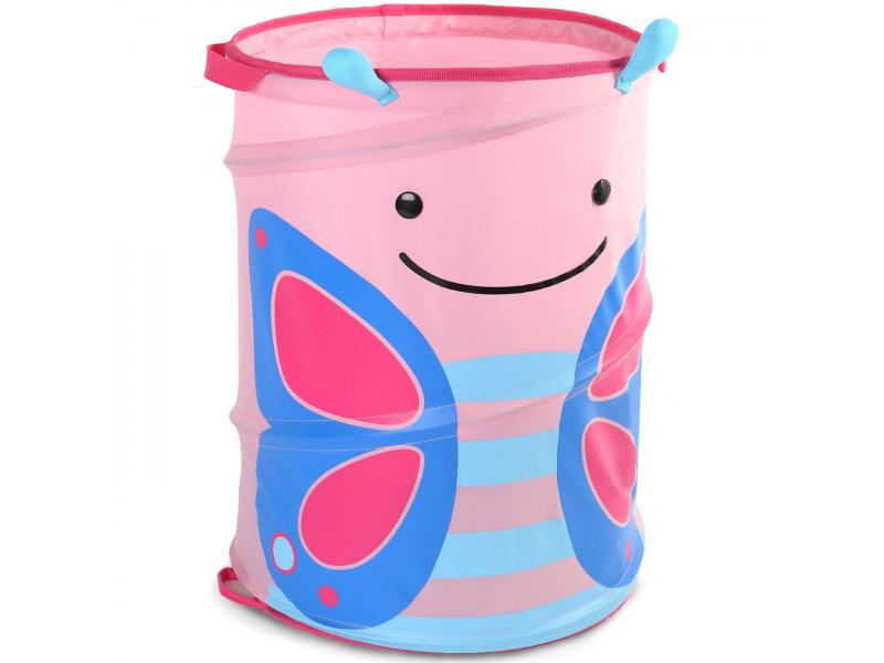 Skip Hop Zoo Box na hračky-Motýlek