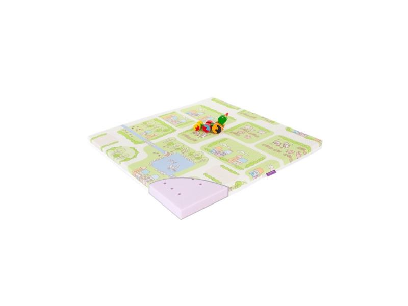 Träumeland matrace do ohrádky play&air 100x100 cm