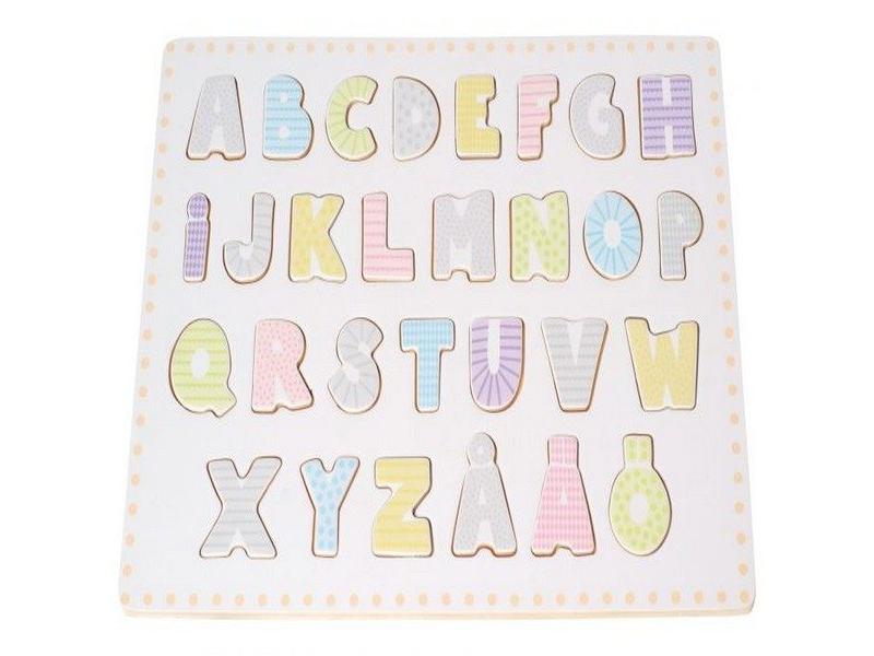 Puzzle ABC 1