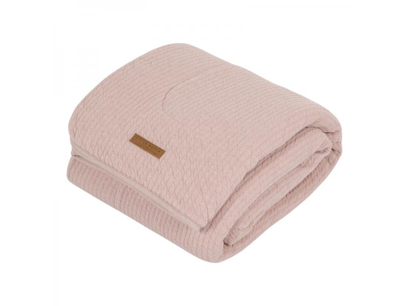 Přikrývka 70x100 soft pure pink 1