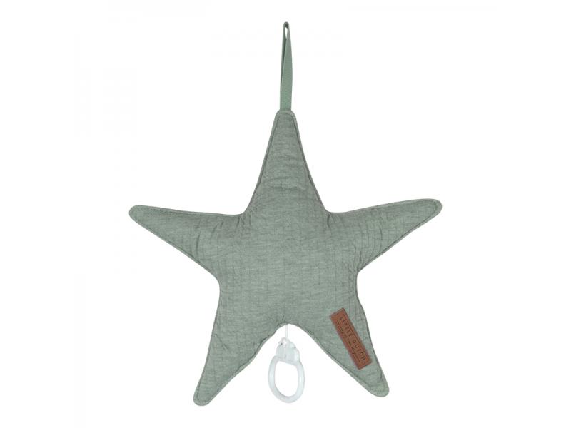 Hrající hvězda - pure mint 1