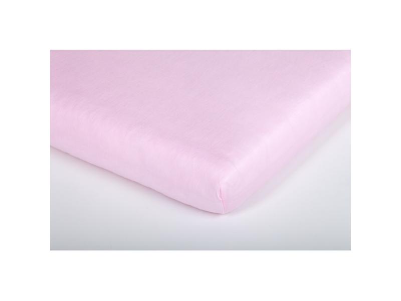Träumeland Prostěradlo Tencel UNI rosa