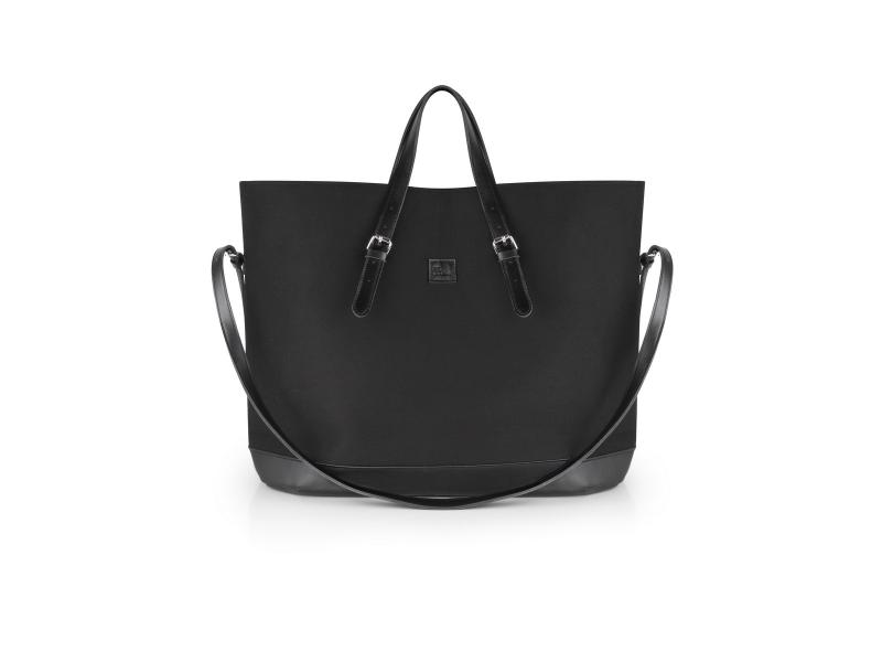 THE TINY UNIVERSE Přebalovací taška Urban Sherpa Bag All Black