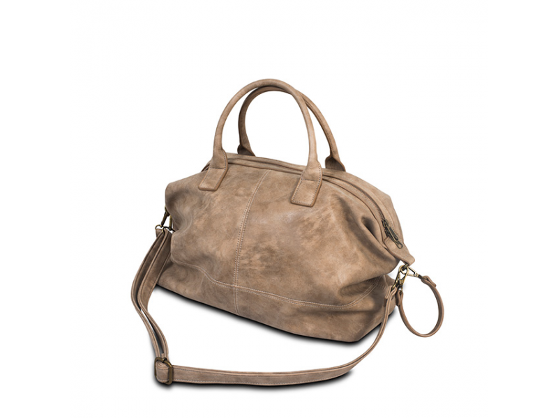 Kabelka Diaper bag Lexie taupe 1