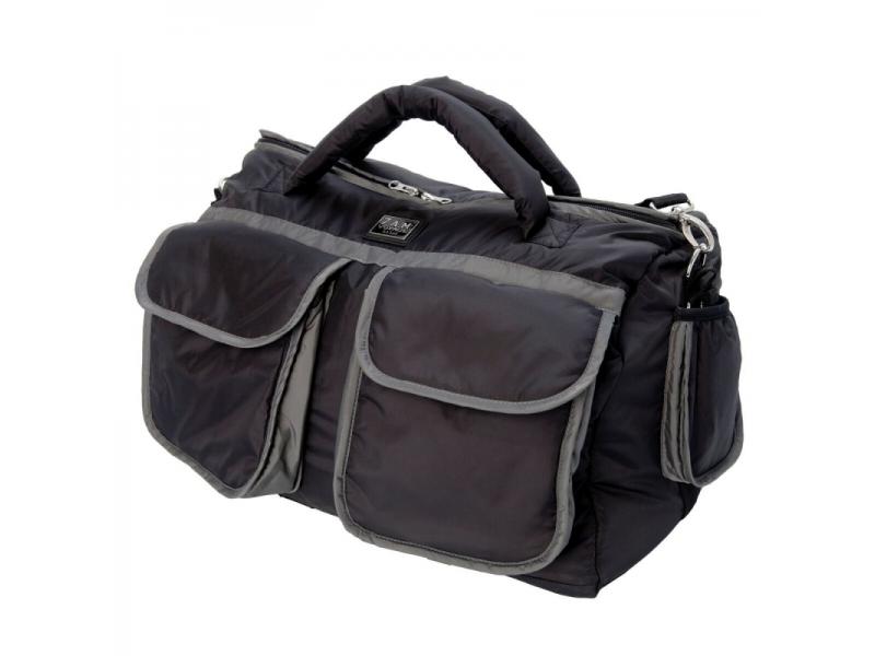 7AM Enfant Přebalovací taška Voyage Bag Black