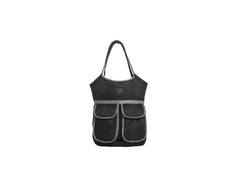 7AM Enfant Přebalovací taška Barcelona Bag Black