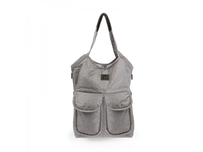 Přebalovací taška Barcelona Bag Heather Grey 1