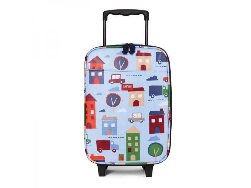 Penny Scallan Design Cestovní kufr - město