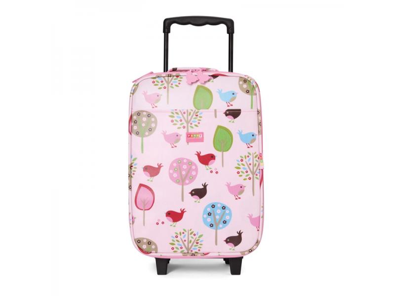 Penny Scallan Design Cestovní kufr - ptáčci