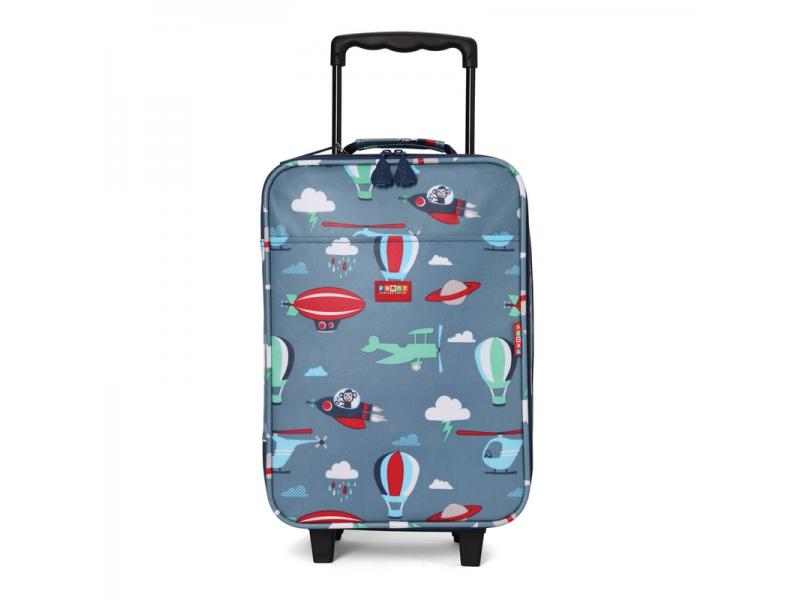 Penny Scallan Design Cestovní kufr - opička