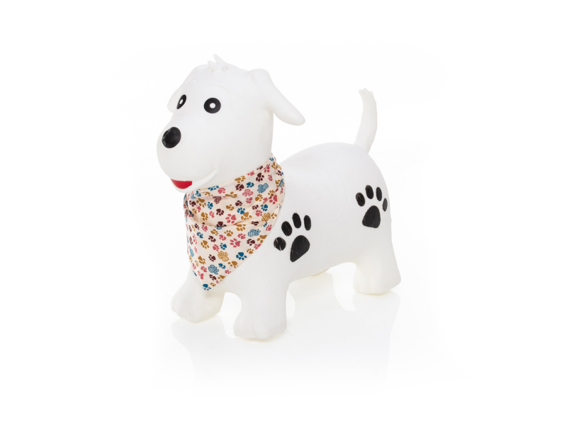 Hopsadlo Skippy, Dog-White 1