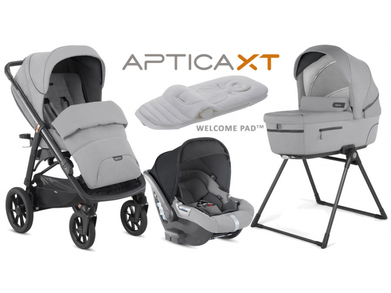 Aptica XT CAB systém 4v1 2021 Horizon Grey 1