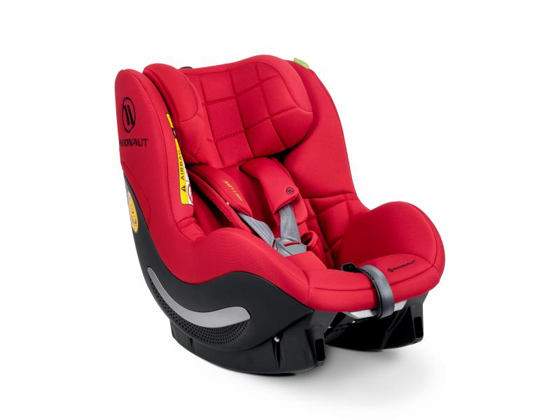 Autosedačka AEROFIX (67-105cm) 2020 červená 1