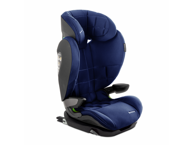 Autosedačka MAX SPACE ISOFIX 15-36 kg/100-150 cm modrá 1