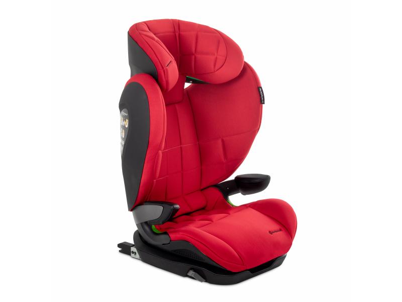 Autosedačka MAX SPACE ISOFIX 15-36 kg/100-150 cm červená 1