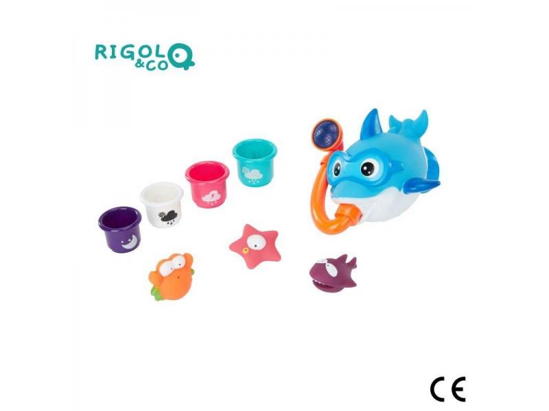 Sada hraček do vody Rigolo & CO 1
