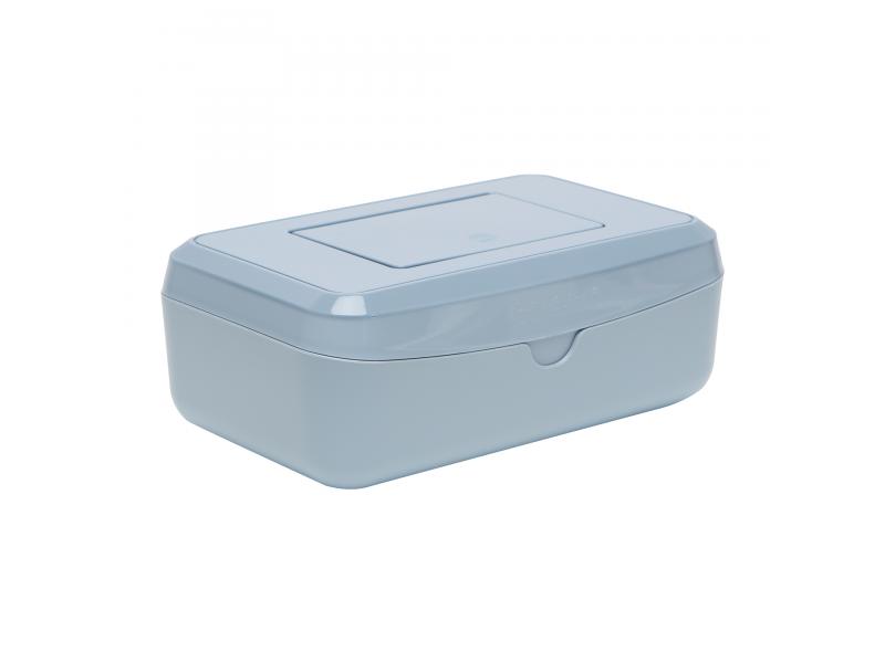 Box na ubrousky Leopard Blue 1
