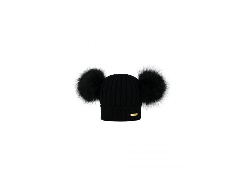 Čepice Black - New 1