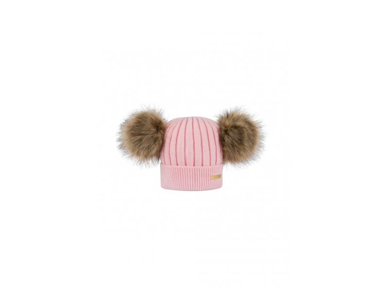 Čepice Light Pink - New 1