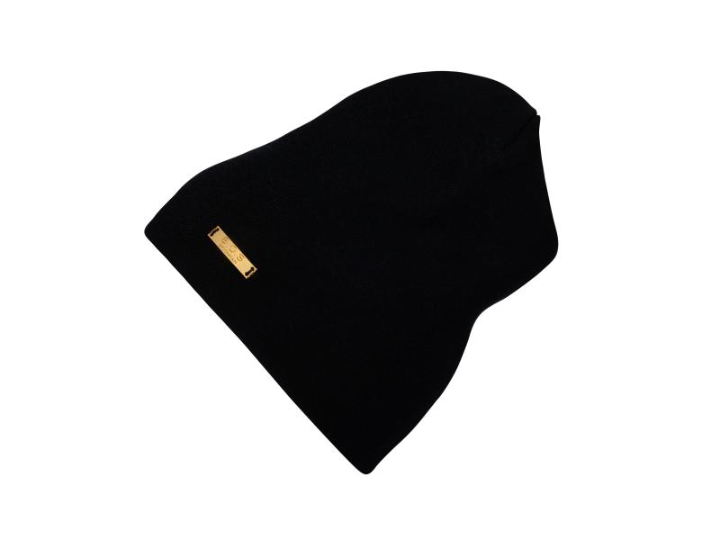 Čepice Beanie - Black 1