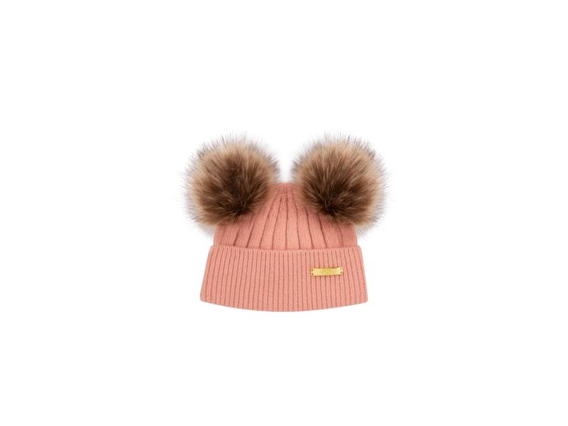 Čepice Pink 0-12 měsíců 1