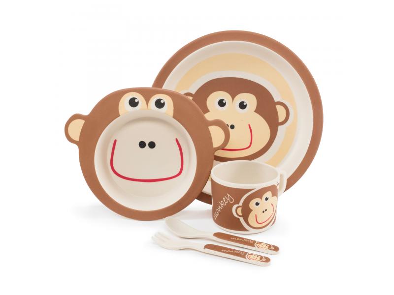 Zopa Bambusová sada nádobí, Monkey