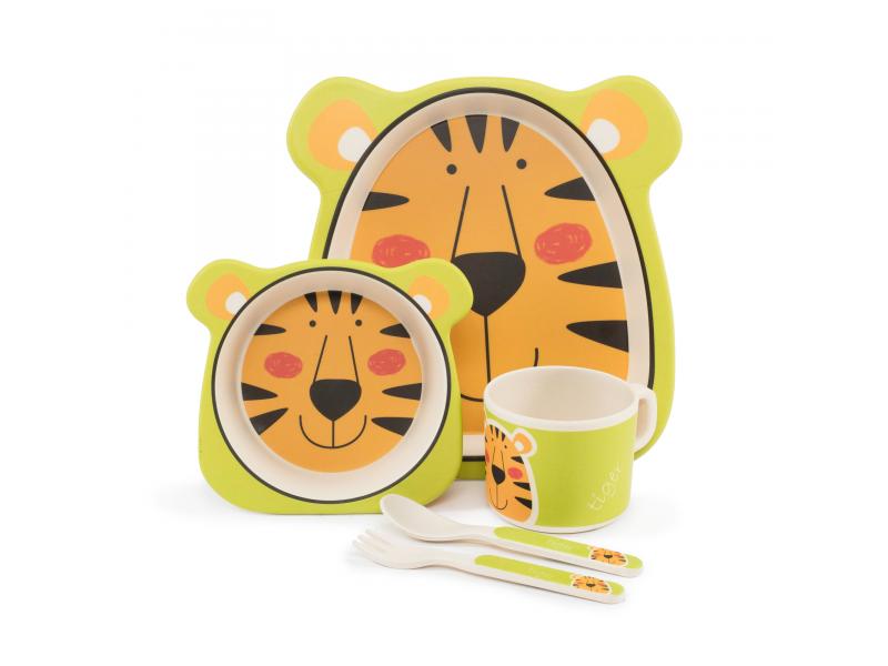 Zopa Bambusová sada nádobí, Tiger